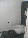 wand- + vloertegels wc
