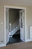 Binnenschrijnwerkerij (trappen en deuren)