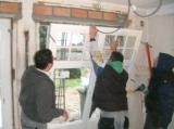 plaatsen ramen en deuren  hout _3