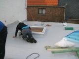 Alkorafwerking  plat dak_2